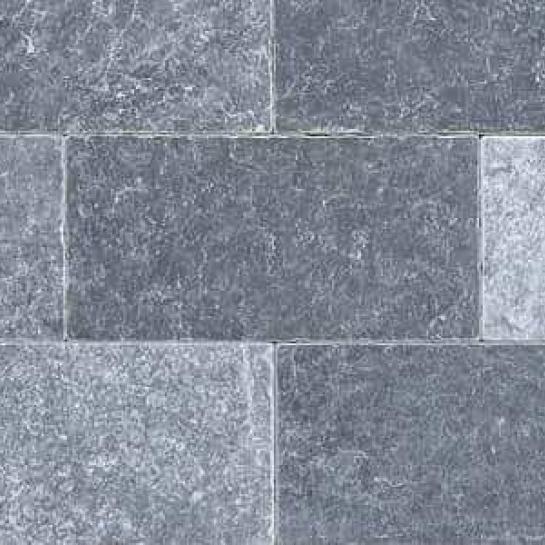 Мармур Black Marble Indigo Tumbled   1.2*30.5*61 см