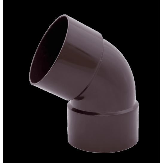 Коліно дворострубне Profil Ø75/60º