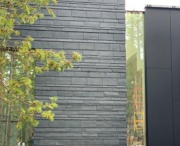 Сланец фасадный SSQ Del Carmen Динамическая кладка