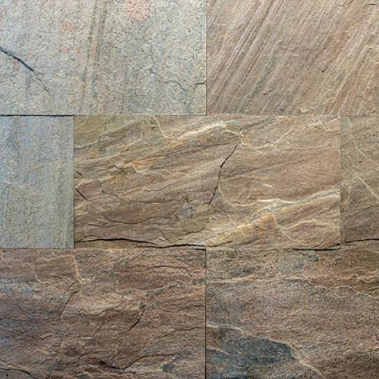 Сланец Red Capri (20x40 см)