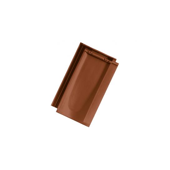 Керамічна черепиця Tondach Болеро Мідно-коричнева