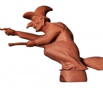 Фігурка Баба Яга (Відьма) Roben