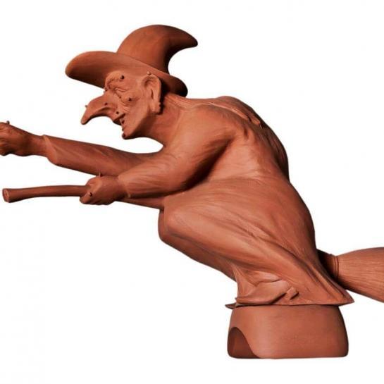Фигурка Баба Яга (Ведьма) Roben