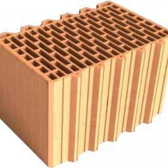 Керамический блок Leiertherm 38