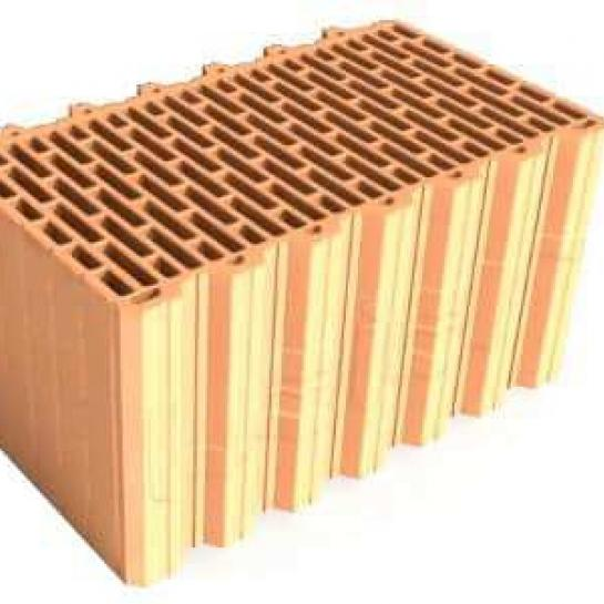Керамический блок Leiertherm 45