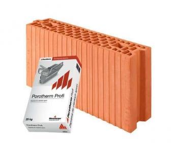 Керамічний блок Porotherm 11,5 Profi