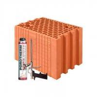 Керамический блок Porotherm 25 Dryfix