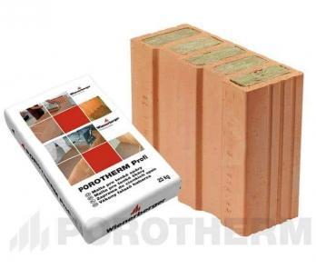 Керамічний блок Porotherm 30 1/2 T Profi