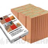 Керамический блок Porotherm 30 T Profi