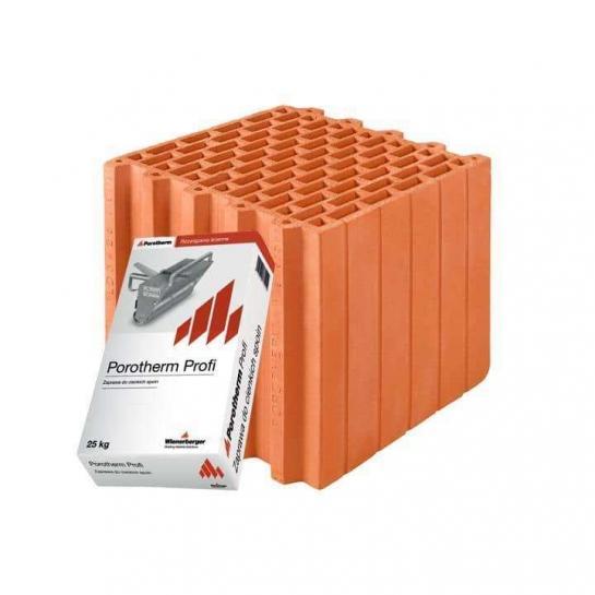 Керамічний блок Porotherm 30 Profi