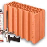Керамический блок Porotherm 38 1/2 Dryfix