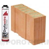 Керамический блок Porotherm 38 1/2 T Dryfix