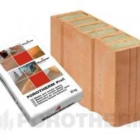 Керамический блок Porotherm 38 1/2 T Profi