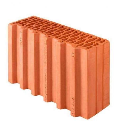 Керамічний блок Porotherm 38 1/2 P+W