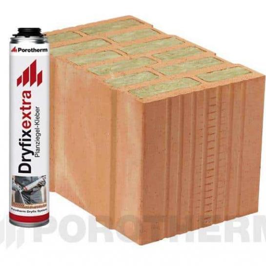 Керамічний блок Porotherm 38 T Dryfix