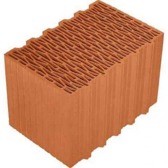 Керамічний блок Porotherm 38 K Profi