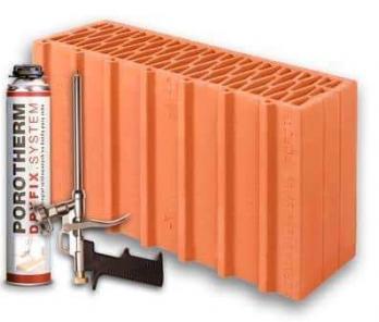 Керамічний блок Porotherm 44 1/2 Dryfix