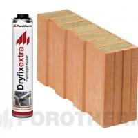 Керамический блок Porotherm 44 1/2 T Dryfix