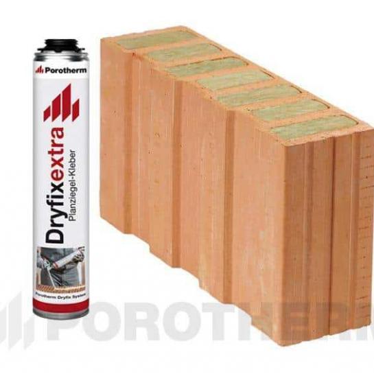Керамічний блок Porotherm 44 1/2 T Dryfix