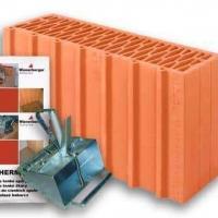 Керамический блок Porotherm 44 1/2 Profi