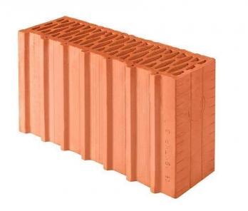 Керамічний блок Porotherm 44 1/2 P+W