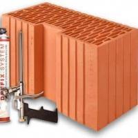 Керамический блок Porotherm 44 R Dryfix