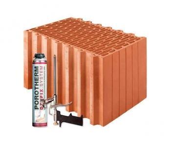 Керамічний блок Porotherm 44 Dryfix