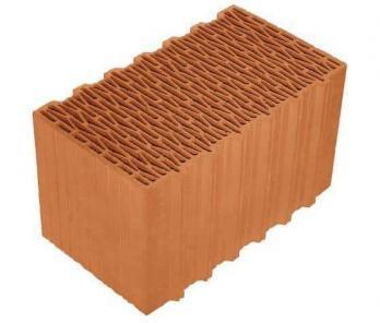 Керамічний блок Porotherm 44 K Profi
