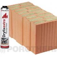 Керамический блок Porotherm 50 T Dryfix
