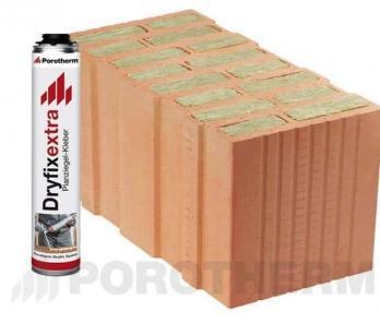 Керамічний блок Porotherm 50 T Dryfix