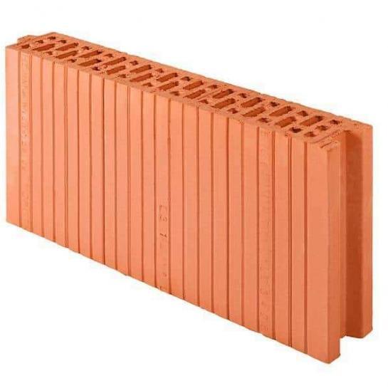 Керамічний блок Porotherm 8 P+W