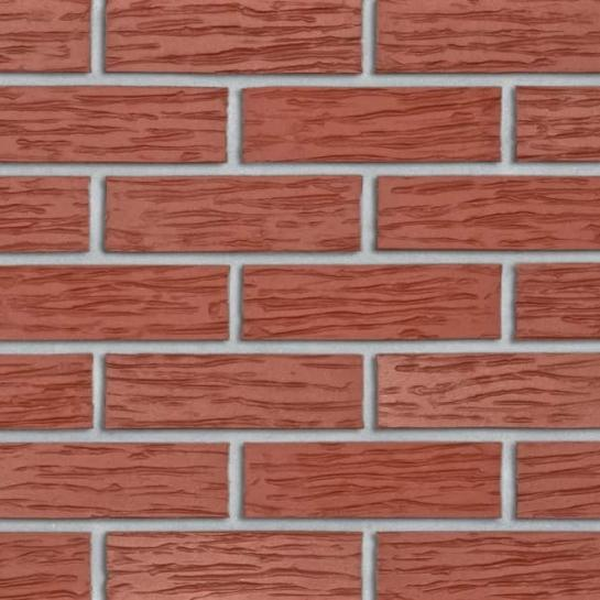Облицювальна цегла Roben MELBOURN NF 26 Червоний рифльований