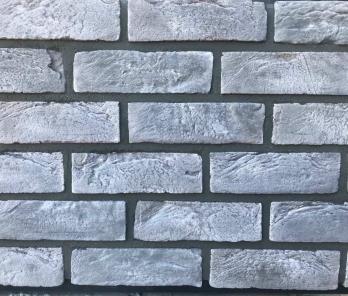 Фасадная плитка Loft Brick Йорк Светло-Серый 210x65 мм