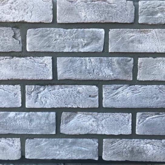 Фасадна плитка Loft Brick Йорк Світло-Сірий 210x65 мм