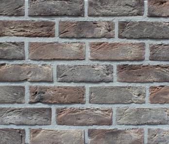 Фасадная плитка Loft Brick Антро Кремовый 210x65 мм
