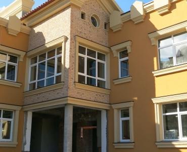 Фасадна плитка Loft Brick Бельгійський 10 Бежево-жовтий 240x71 мм