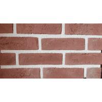 Фасадная плитка Loft Brick Бельгийский 09 Красно-коричневый 240x71 мм
