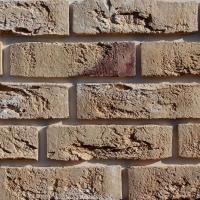 Фасадная плитка Loft Brick Бельгийский 013 Желтый 240x71 мм
