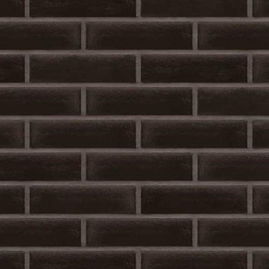 Облицювальна плитка King Klinker Onyx black RF 17