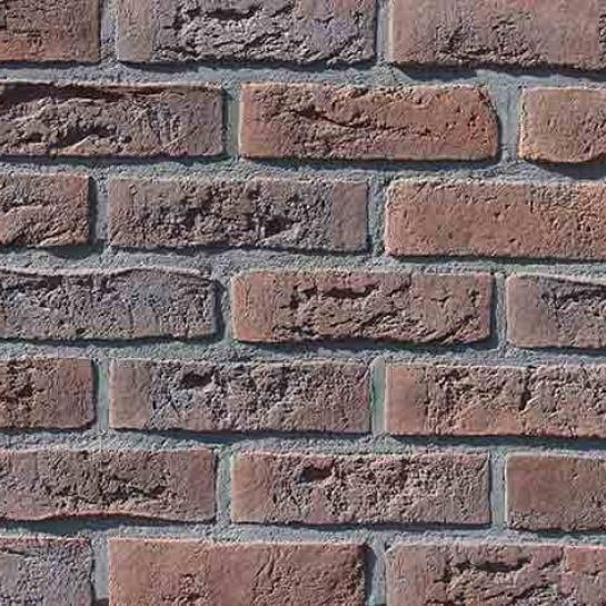 Фасадная плитка Loft Brick Бельгийский 02