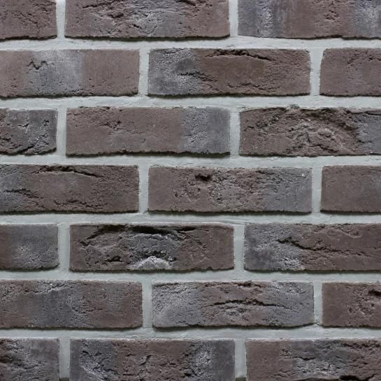 Фасадная плитка Loft Brick Бельгийский 041 Красно-коричневый 240x71 мм