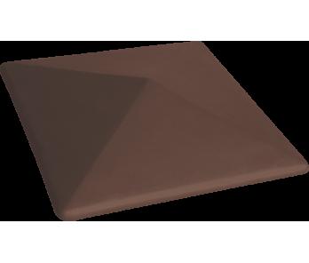 Капелюх керамічный Kingklinker Natural brown (445x585x106)