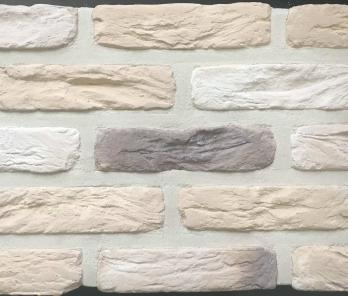 Фасадная плитка Loft Brick МФ 50 БЕЖ Песочный 190x50 мм