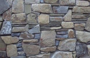 Технология укладки камня
