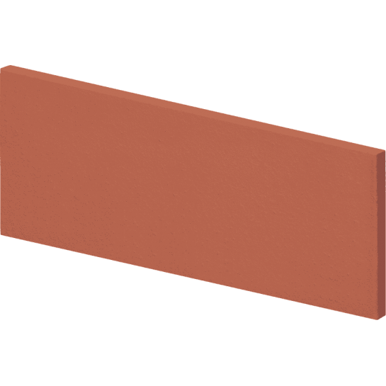 Підсходинка King Klinker Ruby-red (120x330x10)