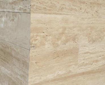 Травертин Daino Reale Filled&Honed Veincut 1.2*30.5*61 см