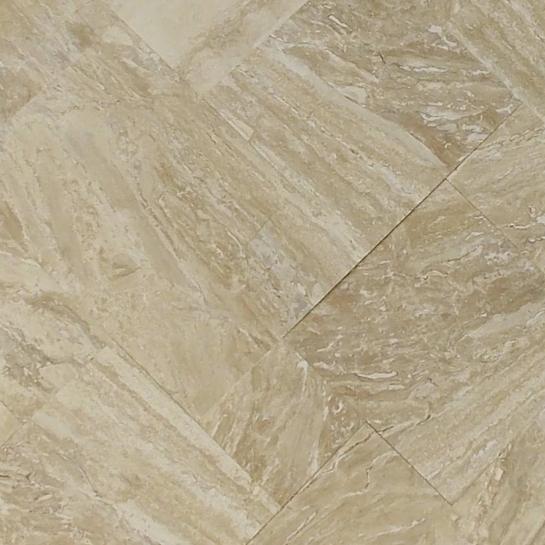 Травертин Daino Reale Filled&Honed Pattern Set 1.2 см