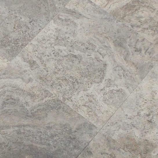 Травертин Silver Filled&Honed Premium 1,2*40,6*40,6 см